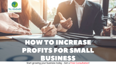 How To Increase Profits For Small Business
